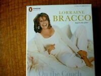 5 CD AUDIO BOOK - On the Couch by Lorraine Bracco (CD-Audio, 2006)
