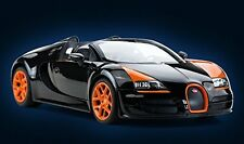 Radio Remote Control 1/14 Bugatti Veyron 16.4 Grand Sport Vitesse Rc Model Car