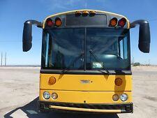 SUPER CLEAN SOUTHERN CALIFORNIA 2002 THOMAS SCHOOL BUS 90 PASSENGER A/C