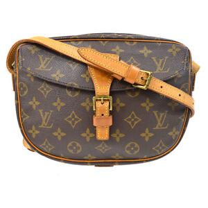 LOUIS VUITTON JEUNE FILLE MM SHOULDER BAG PURSE MONOGRAM M51226 TH0970 72410