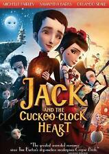 Jack And The Cuckoo-Clock Heart Widescreen, NTSC