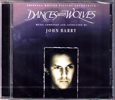 DANCES WITH WOLVES John Barry OST CD Kevin Costner Oscar Winner Best Score NEU