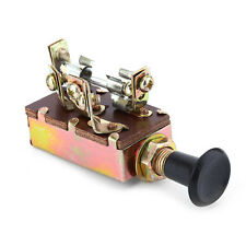 New DC 12V 5A Pull Push Type Headlight Switch 2 Position ON/OFF for Car Auto