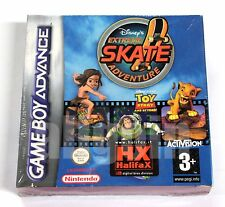 Gioco Nintendo Gameboy Advance GBA DISNEY EXTREME SKATE ADVENTURE Activision
