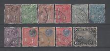George V (1910-1936) Postage Maltese Stamps