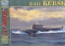Gomix FLY 142 - Russisches Atom-U-Boot K-141 KURSK   1:100