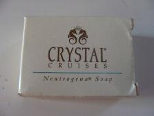 Crystal Cruises Neutrogena Soap Bar Travel Lot of 4 bars -1.4 oz size