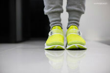 Nike SOCK Dart Neon Giallo Summit BIANCO SP Ginnastica UK 10 EUR 45 US 11