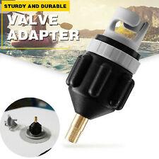 Sup Pump Adapter Inflatable Boat Air Valve Adaptor Paddle Board for Canoe Kayak