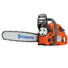 "New Husqvarna 455 Rancher 20"" 56cc Gas Chain Saw Authorized Dealer"