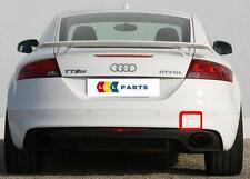 Audi tt 8J 07-14 neuf d'origine pare-chocs arrière tow hook cover cap 8J0807441A