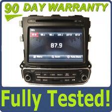 2014 15 Kia Sorento OEM Infinity Navigation CD FM AM MP3 Sirius Bluetooth radio
