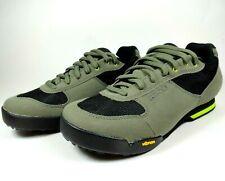 Giro Rumble Vr Cycling Shoe Olive Black Men's Size 6.5 Us / 39 Eur New w/box
