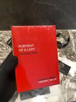 Frederic Malle Portrait Of A Lady 100ml 3.4oz Eau de Parfum Authentic New Sealed