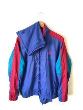 RARE Vintage NIKE JUST DO IT Men's Retro Tracksuit Jacket Pants SZ S 80's Jordan