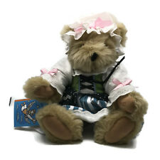 Vermont Teddy Bear Bo Peep Mother's Day Handmade Articulated Bear Mother Goose