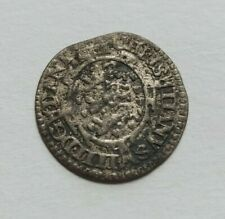 More details for rare denmark coin, 1 skilling 1605, oval shield type 1 (only minted 1605), h86