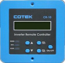 Cotek CR-10 Remote Control Panel for SD Inverters with 50Ft Cable