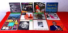 Vinylsammlung 25cm LP´s / 10inch Alben - 39 Stück - Tanzmusik Jazz Schlager Wort