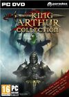 King Arthur Collections (PC DVD) BRAND NEW SEALED