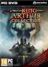 Colecciones de King Arthur (Pc Dvd) Nuevo Sellado