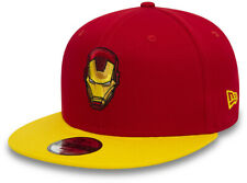 Iron Man New Era 950 Kids Character Snapback Cap (Age 4 -10 years)