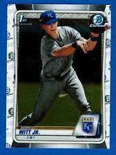 BOBBY WITT JR. - 2020 FIRST BOWMAN CHROME CARD #BCP-25