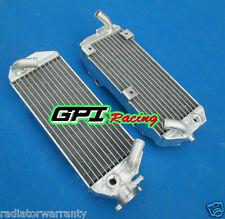 aluminum radiator SUZUKI DRZ400S DRZ400SM 2000-2008 DR-Z400SM 04 05 06 07 02 01