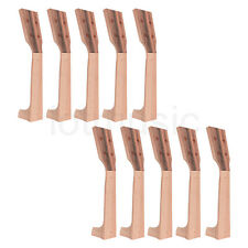 Soprano Ukulele Neck for 21 Inch Ukelele Hawaii Guitar Parts Luthier Diy 10pcs