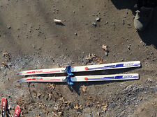 """Trak Nowax Junior Skis 56.5"""" with Bindings Rottefella Nordic Norm 75mm"""