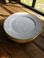 Choose 2 _ H & Co. Selb Bavaria Germany Heinrich China Plates Gold Pattern