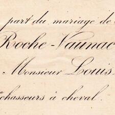 Alice De La Roche-Vaunac Le Puy 1880 Louis Delacour