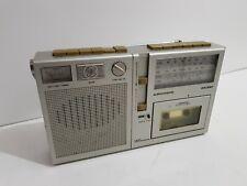 Vintage Portable Grundig RR280 5 Band Radio Cassette Recorder Player Boombox