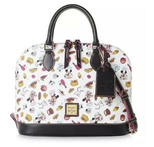 New Disney Dooney and Bourke EPCOT International Food and Wine Festival Bag 2020