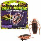 COCKROACH CREEPY CRAWLER ROACH BUG TRICK WALL CLIMBER GaG Novelty Joke Prank Toy