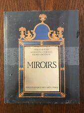 Miroirs - Serge Roche - Office du Livre