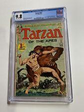 Tarzan 207 Cgc 9.8 Ow/w Pages Dc Comics Bronze Age 2042371021