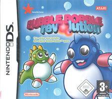 Bubble Bobble Revolution Nintendo DS 3+ Action Game