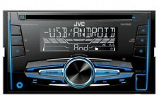 JVC KW-R520E - 2DIN Autoradio Radio Auto CD MP3 USB 12V  B-Ware