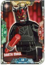 Lego Star Wars™ Series 1 Trading Cards Card 80 - Darth Maul