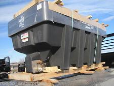 SaltDogg® Electric Salt spreader salter sander 2 cubic yard SHPE2000 auger drive