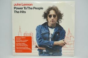 John Lennon : Power To The People - The Hits (EXPERIENCE EDITION CD + DVD)