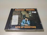 0320- BARNEY KESSEL LIVE AT SOMETIME  CD ( DISCO NUEVO) LIQUIDACIÓN!!
