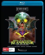 Bride Of Re-Animator / Beyond Re-Animator (Blu-ray, 2018, 2-Disc Set)