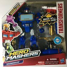 Soundwave Transformers Hero Mashers  Mash-Up Brand New