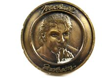 Official 1984 Triumph Merchandise Michael Jackson Belt Buckle 10292013