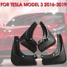 Car Mud Flaps Splash Guard Fender Mudguard For Tesla Model 3 20016-2019