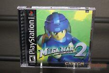 Mega Man Legends 2 (PlayStation 1, PS1 2000) FACTORY Y-FOLD SEALED! - RARE!