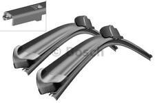 BMW serie 5 E60 E61 Nuevo Original Bosch A955S AEROTWIN DELANTERO Wiper Blades Set