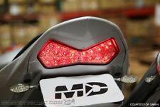 2003 - 2006 Kawasaki Z1000 03-04 ZX6R ZX6RR Sequential LED Taillight Smoke